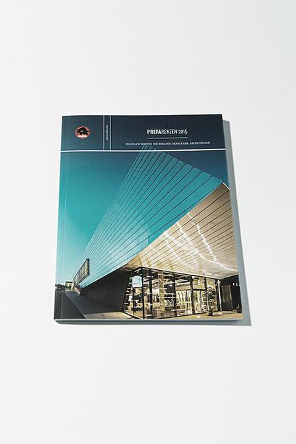PREFARENZEN Architektenbuch 2015