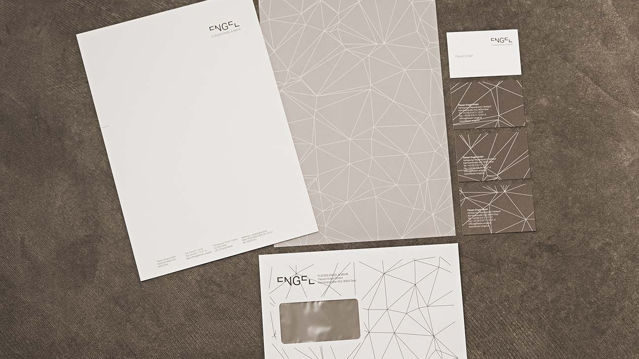 Fliesen Engel - Corporate Design