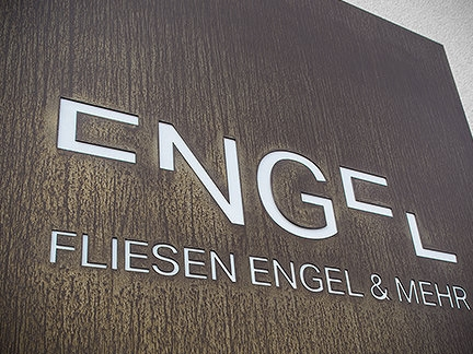 Fliesen Engel Corporate Design