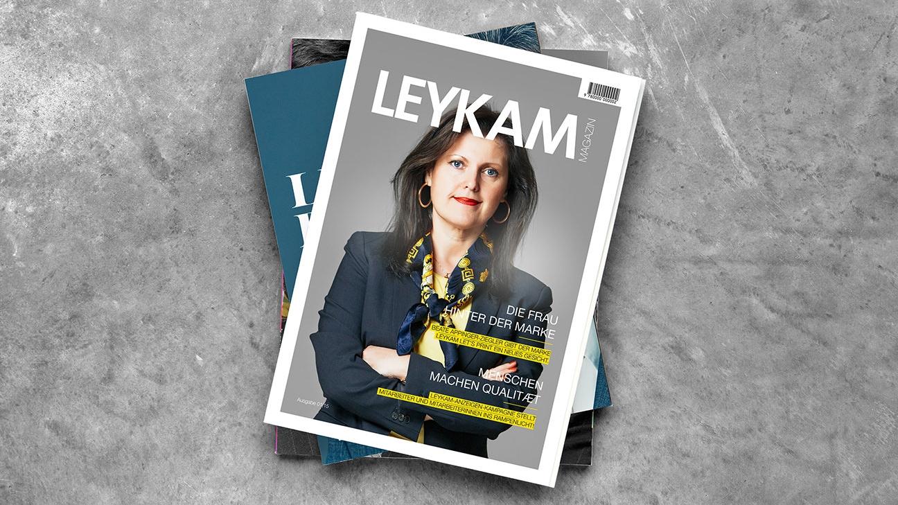 Leykam Magzine