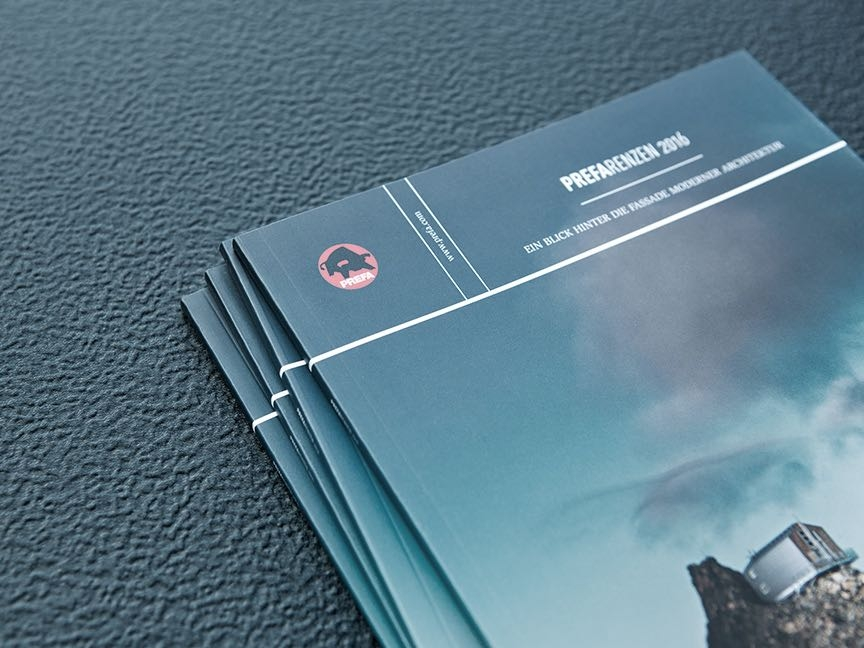 PREFARENZEN Architektenbuch 2016