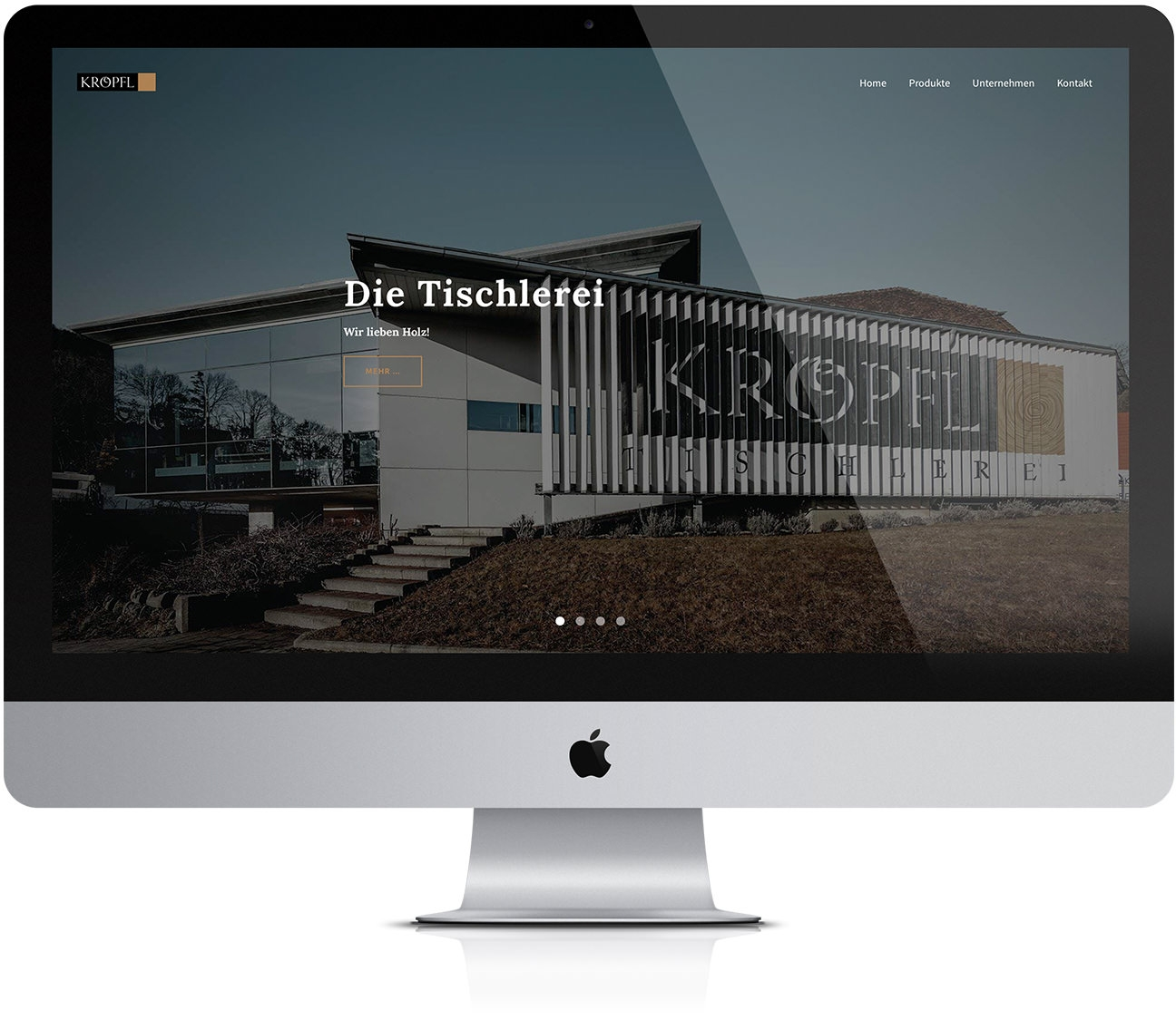 Kröpfl Website 2016